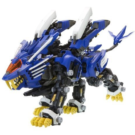 Zoids: Blade Liger AB Van Custom (Re-run)