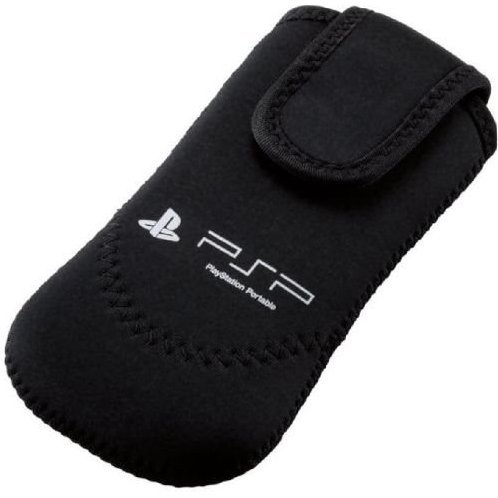 PSP Neoprene Soft Case (Black)