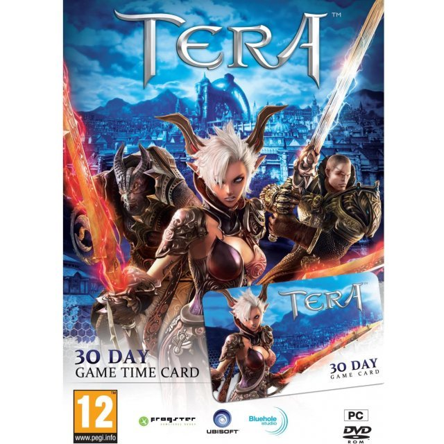 Tera 30 Day Prepaid Card