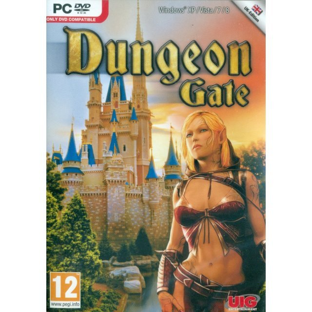 Dungeon Gate (DVD-ROM)