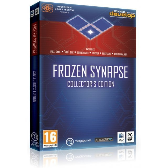 Frozen Synapse (Collector's Edition) (DVD-ROM)