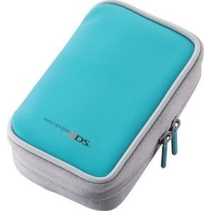 3DS Zero Shock Case (Blue)