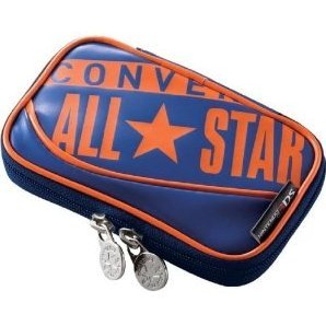 3DS Converse Enamel Case (Dark Blue)