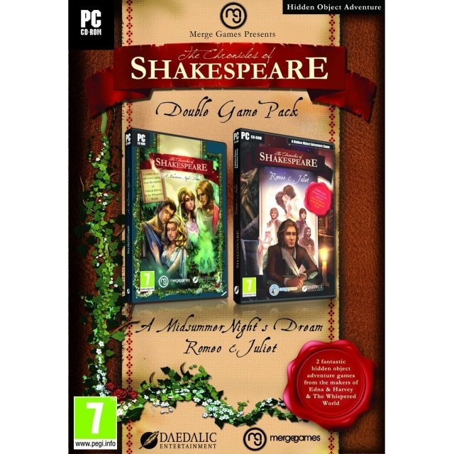 The Chronicles of Shakespeare: Double Game Pack