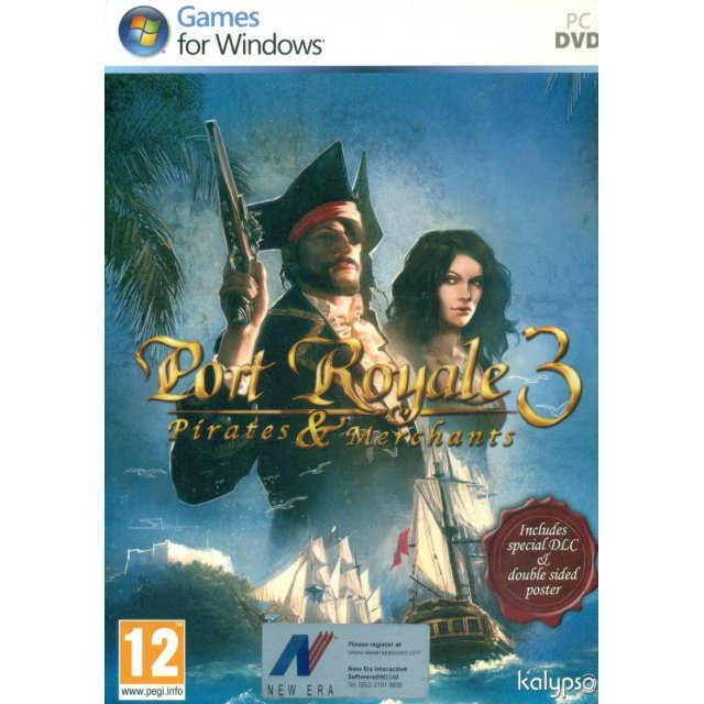 Port Royale 3: Pirates and Merchants (Special Edition) (DVD-ROM)