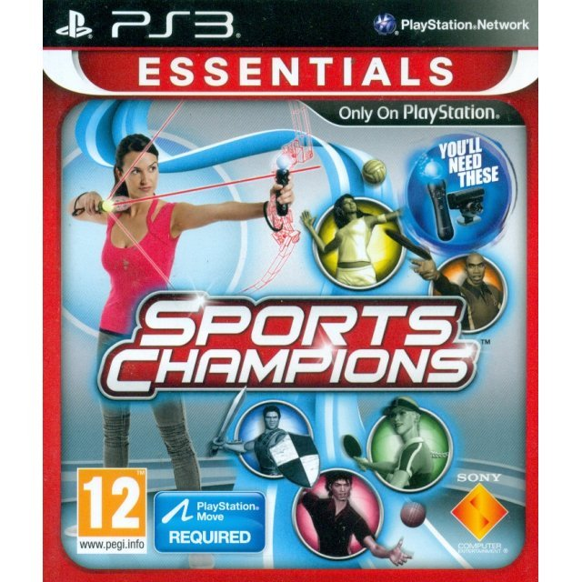 Sports Champions (Essentials)