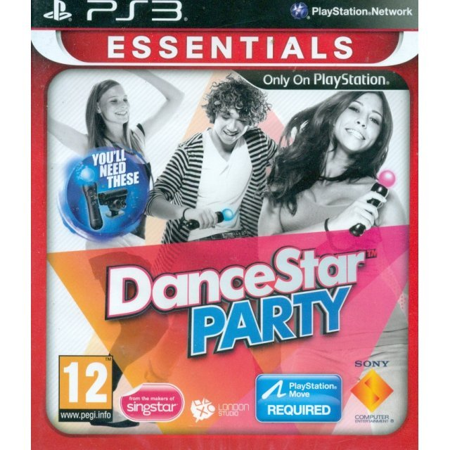 DanceStar Party (Essentials)
