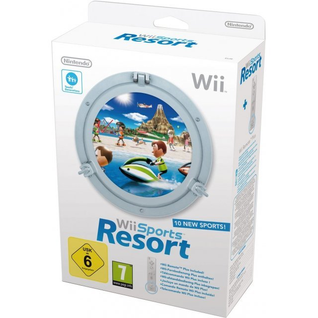 Wii Sports Resort (w/ Wii MotionPlus)