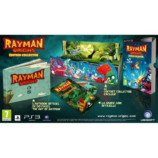 Rayman Origins (Collector's Edition)