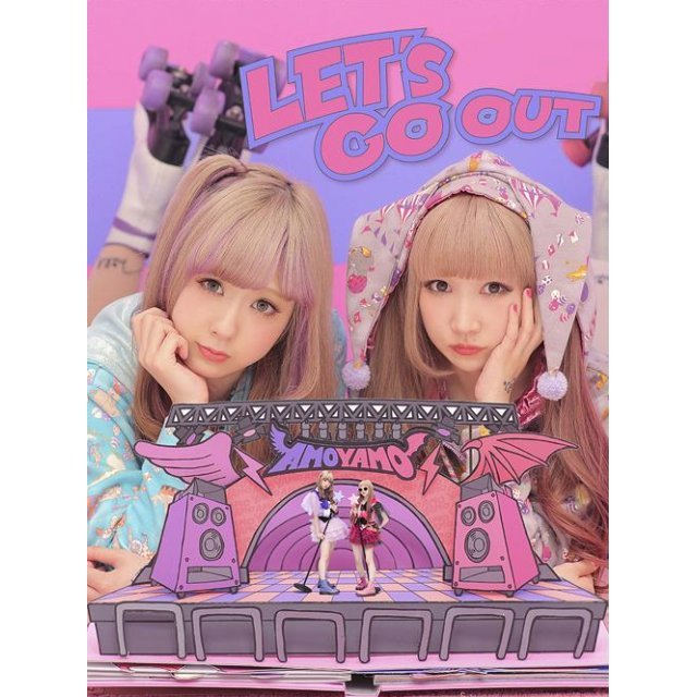 Let's Go Out [CD+DVD Limited Edition]