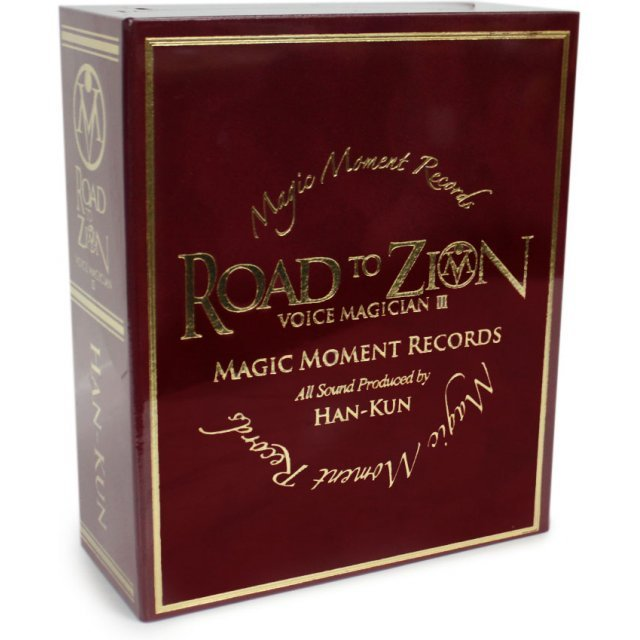 Voice Magician III - Road To Zion [CD+DVD Limited Edition]