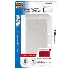 TPU Cover for 3DS LL (Clear)