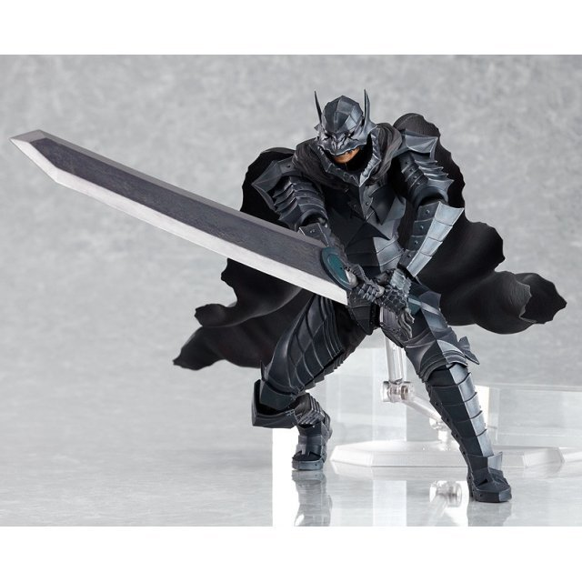 Berserk Non Scale Pre-Painted PVC Figure: figma Guts Berserker Armor Ver. (Comic Book Limited Bundle)