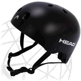 HEAD Helmet Tornado Black (S / M)