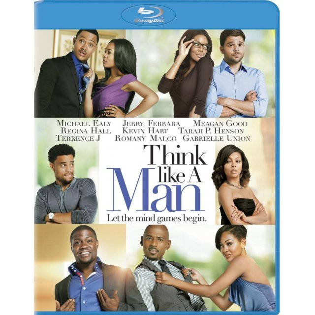 Think Like A Man [Blu-ray+UltraViolet Digital Copy]