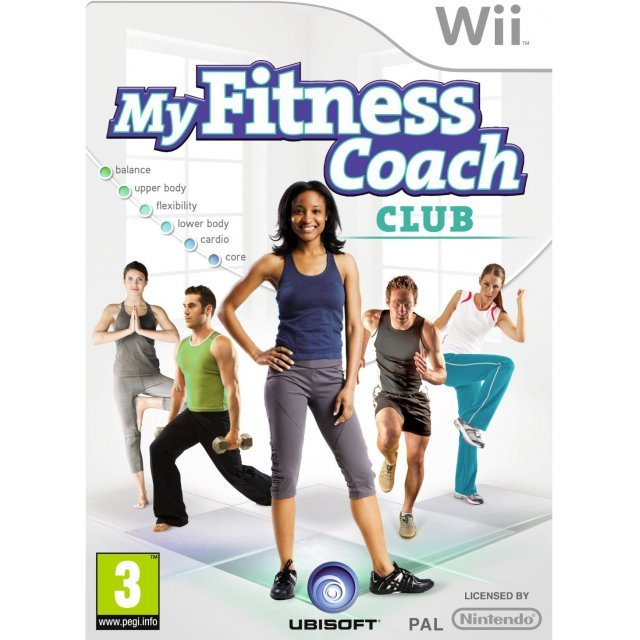 My Fitness Coach Club (w/ Camera)