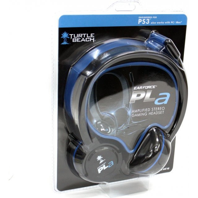 Turtle Beach Ear Force PLa Amplified Headset (PS3) Europe