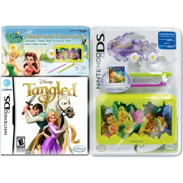 Disney Tangled with Case Bundle