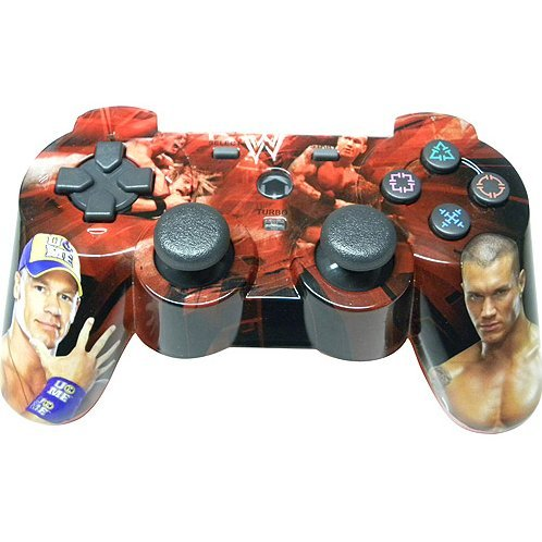 WWE John Cena / Randy Orton Playstation 3 Wireless Controller