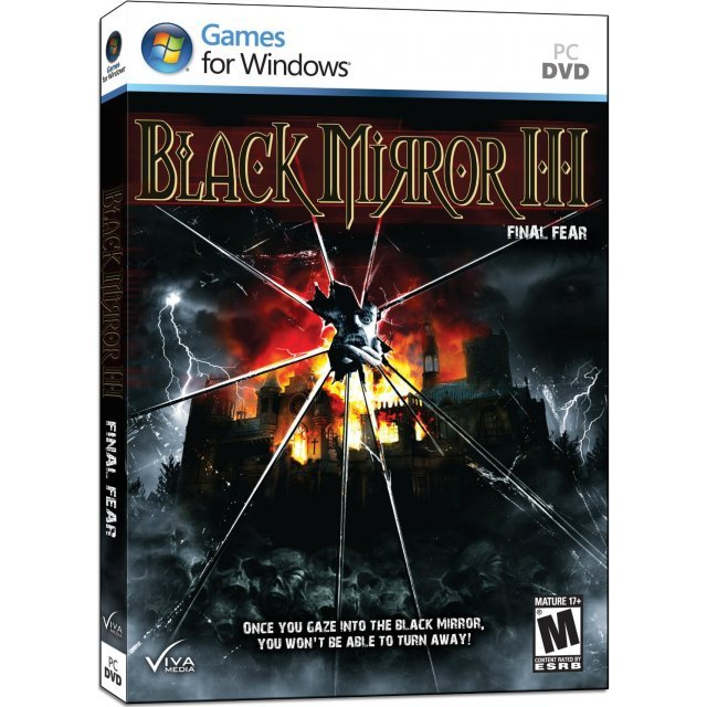 Black Mirror III: Final Fear (DVD-ROM)