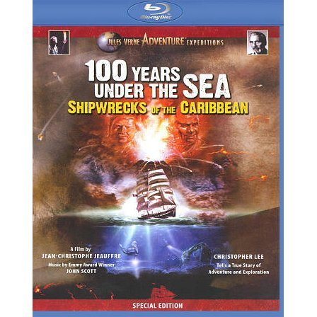 100 Years Under The Sea-Shipwrecks