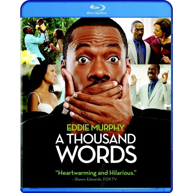 A Thousand Words [Blu-ray+UltraViolet]