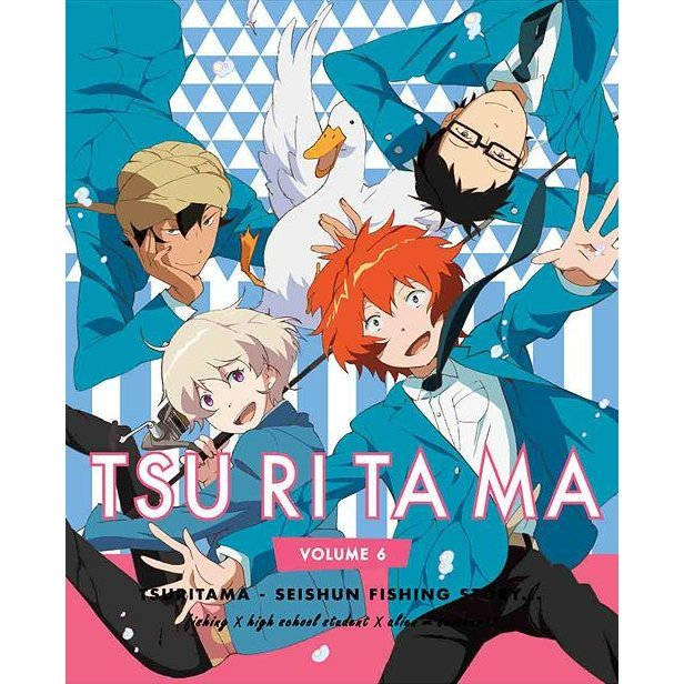 Tsuritama Vol.6 [Limited Edition]