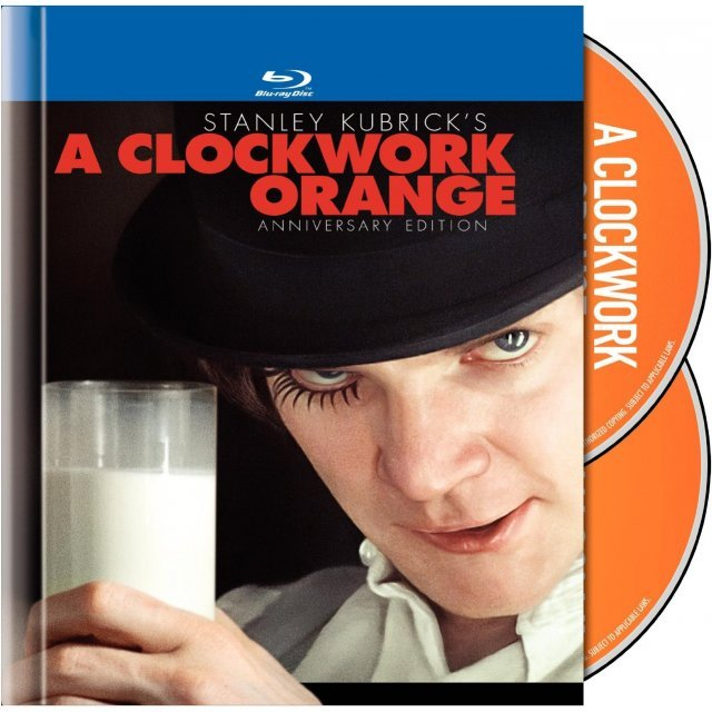 A Clockwork Orange: 40th Anniversary Edition