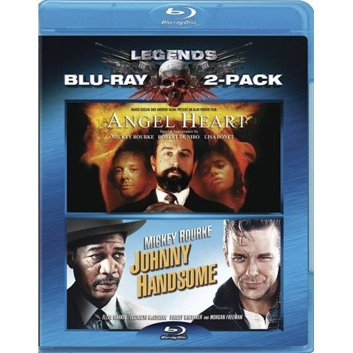 Angel Heart / Johnny Handsome [Legends Blu-ray 2-Pack]