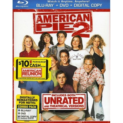 American Pie 2 [Unrated+Theatrical]