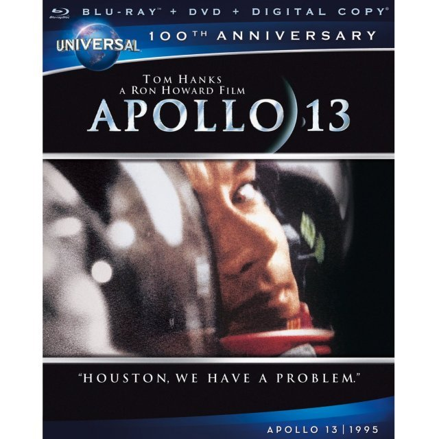 Apollo 13 [Blu-ray+DVD+Digital Copy]
