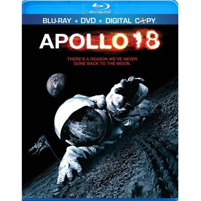 Apollo 18 [Blu-ray+DVD]