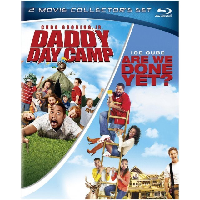 Are We Done Yet?/Daddy Day Camp