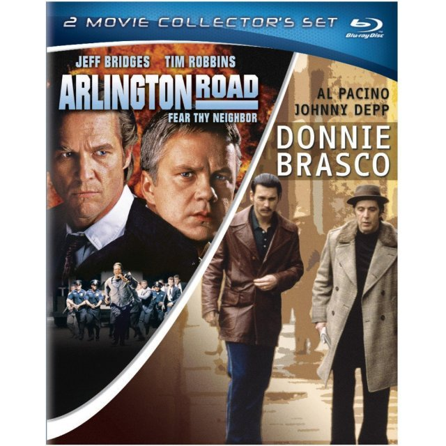 Arlington Road / Donnie Brasco
