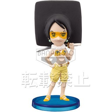 One Piece World Collectable Pre-Painted PVC Figure Vol.26: Mozu