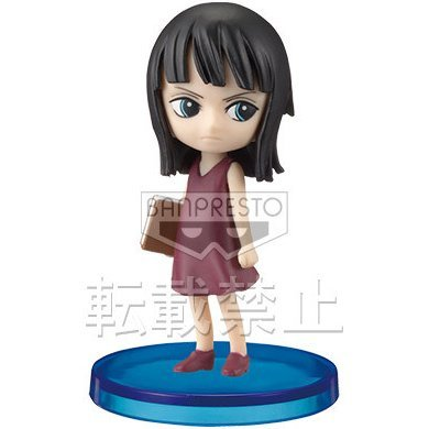 One Piece World Collectable Pre-Painted PVC Figure Vol.27: Nico Robin