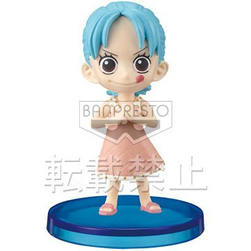 One Piece World Collectable Pre-Painted PVC Figure Vol.27: Nefertari Vivi