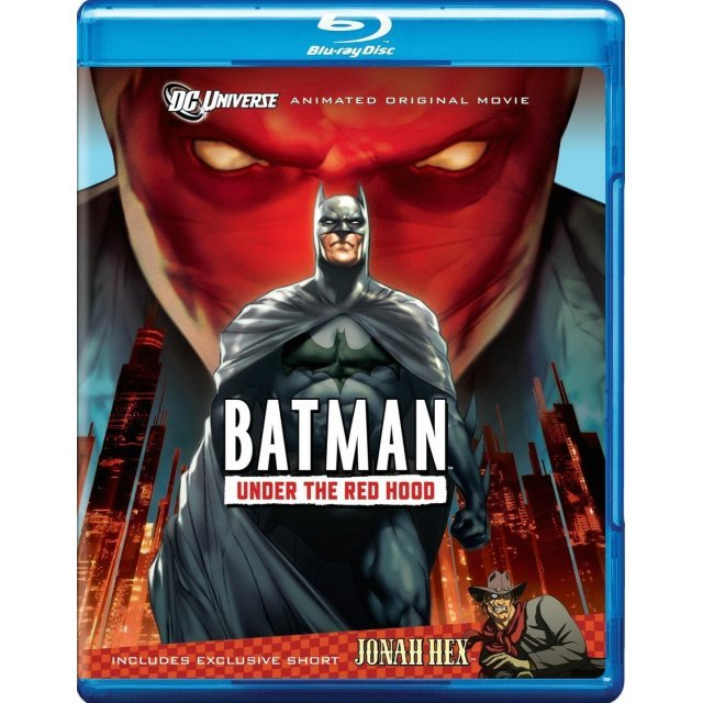 Batman: Under The Red Hood [Blu-ray+Digital Copy]