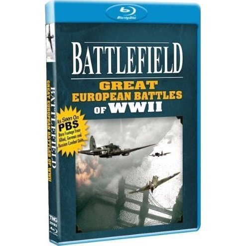Battlefield Great European Battles Of Ww2