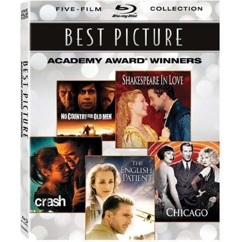 Best Picture Academy Award Winners: 5 Film