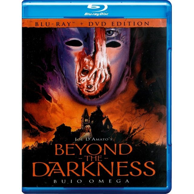 Beyond The Darkness: Buio Omega [Blu-ray+DVD]