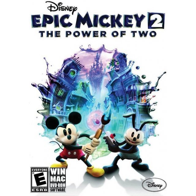Epic Mickey 2: The Power of Two (DVD-ROM)