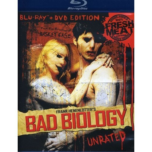 Bad Biology [Blu-ray+DVD]