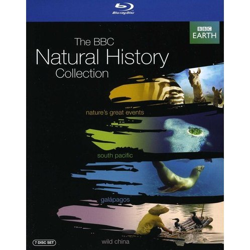 Bbc Natural History Collection Blu Ray