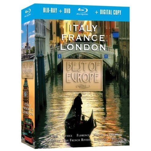 Best Of Europe: Italy France London 6Pak