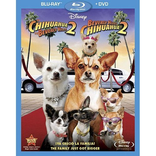 Beverly Hills Chihuahua 2 (Spanish Edition)