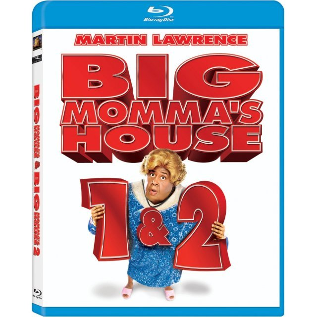 Big Momma's House 1-2
