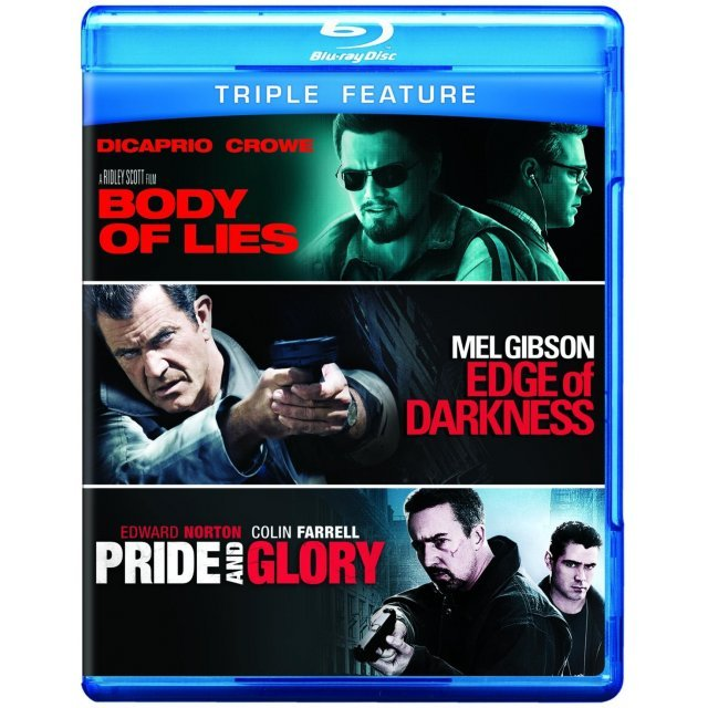 Body Of Lies/Edge Of Darkness/Pride & Glory