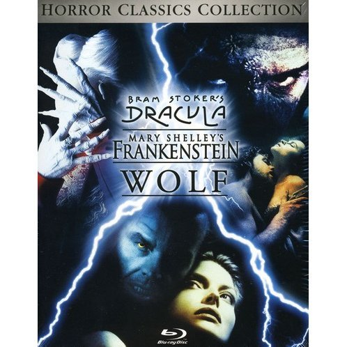 Bram Stoker's Dracula/Mary Shelley's Frankenstein/