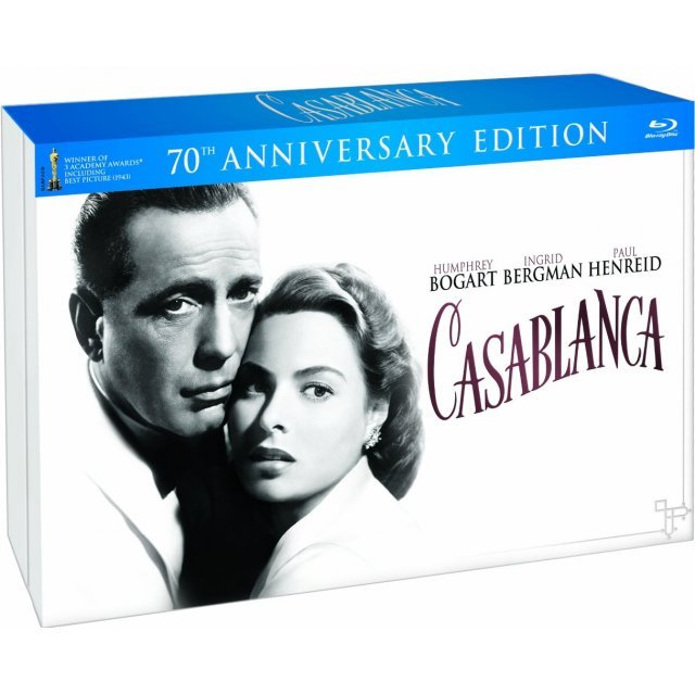 Casablanca [Blu-ray+DVD]